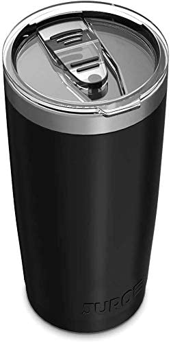 1. JURO Tumbler 20 oz Stainless Steel Vacuum Insulated Tumbler