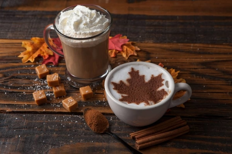 13 Most Popular Fall Coffee Flavors To Make Your Day More Colorful Intro