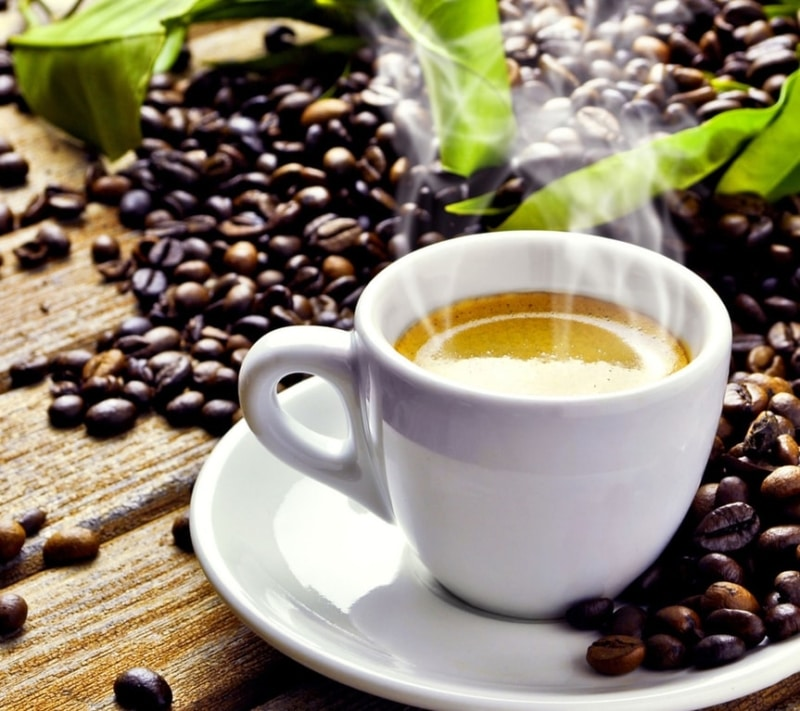 History of hot brew coffee
