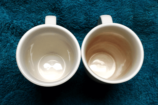 How to Remove Coffee Stains Out From Your Cups And Mugs