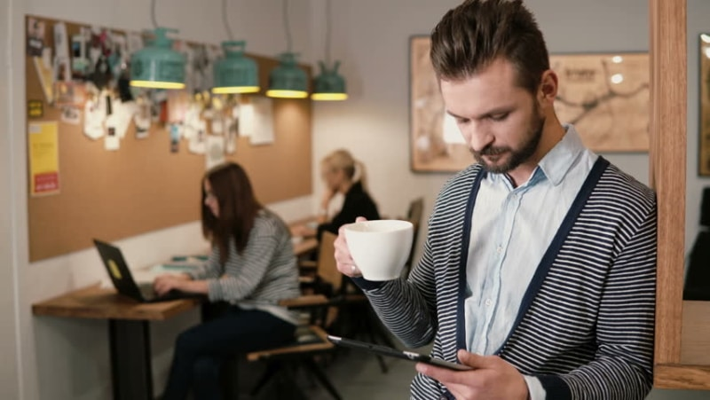 Space it out: give a break on your coffee intake
