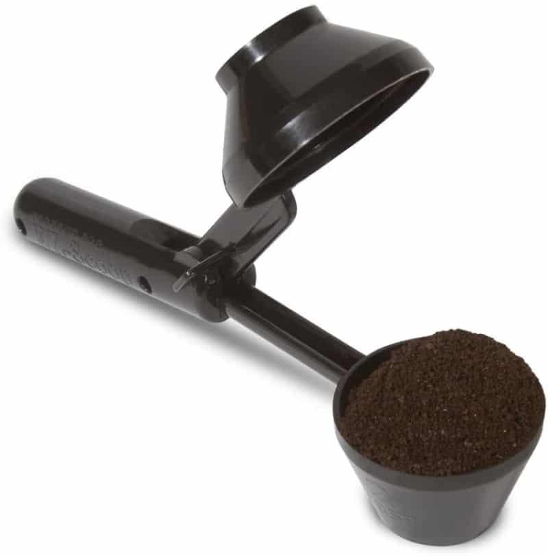 1. Perfect Pod EZ 2-in-1 Coffee Scoop