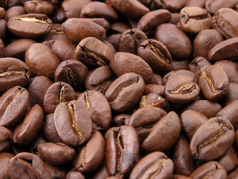 Choose the right beans for more or less caffeine