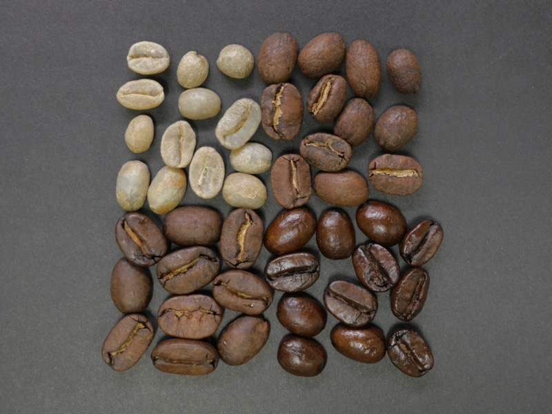 Don't Confuse White Coffee with A Blonde Roast