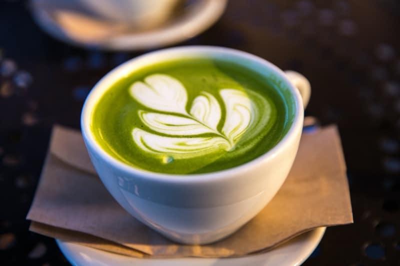 Green Tea Lattes - Wildest Customers' Orders