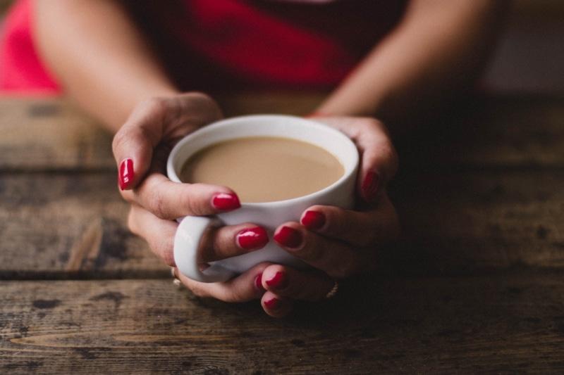 The Taste of White Coffee