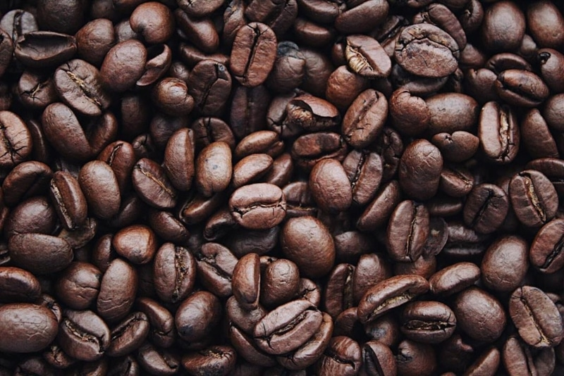 Using Whole Coffee Beans