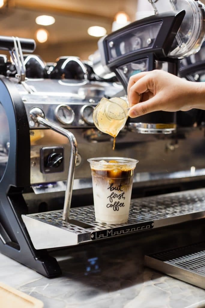Coffee Cup Fits to Barista Standard (1)