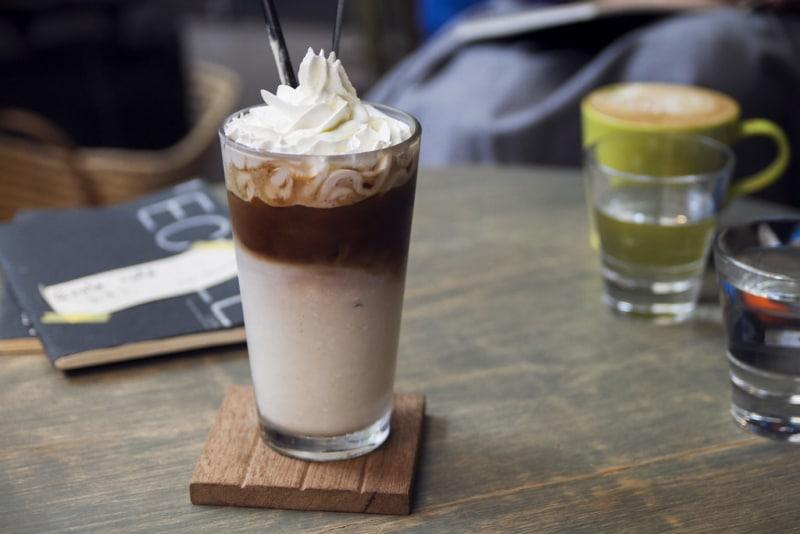 Condensed Milk Latte - the feeling of traveling in Vietnam
