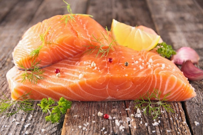 Fish is Good for Menopause