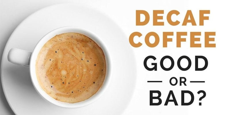 How Does Decaf Coffee Affect Health?