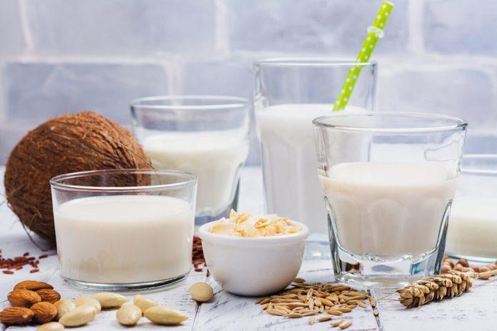 Milk Choice Adjustment