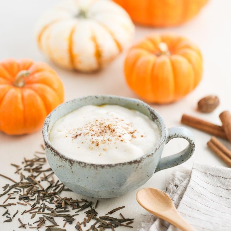Sweet Pumpkin Spice Latte