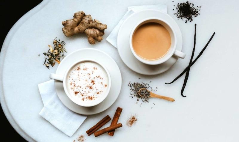 Tea drip coffee