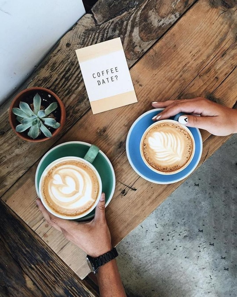 Is Coffee Shop A Good Idea For The First Date? Intro