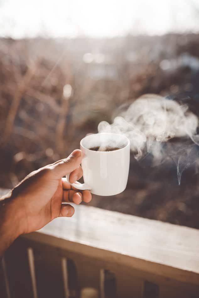Coffee is Love, Coffee is Life, Coffee is Art intro
