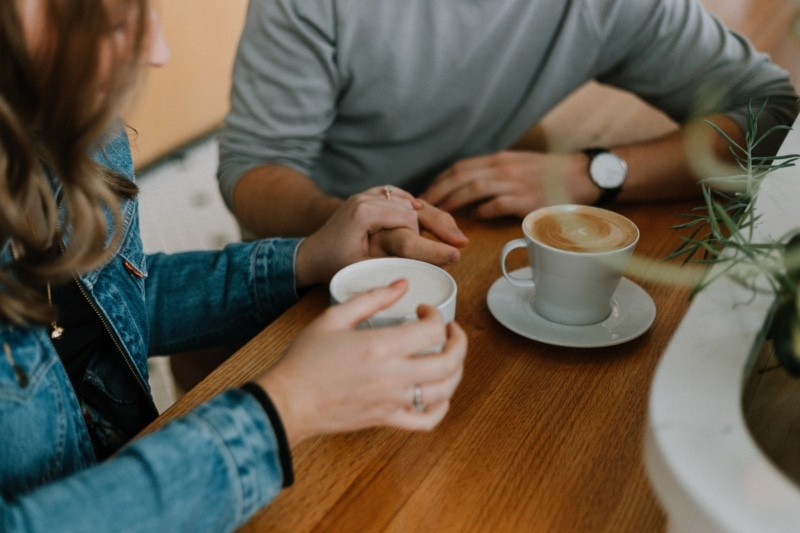 Coffee to strengthen relationship with your significant others
