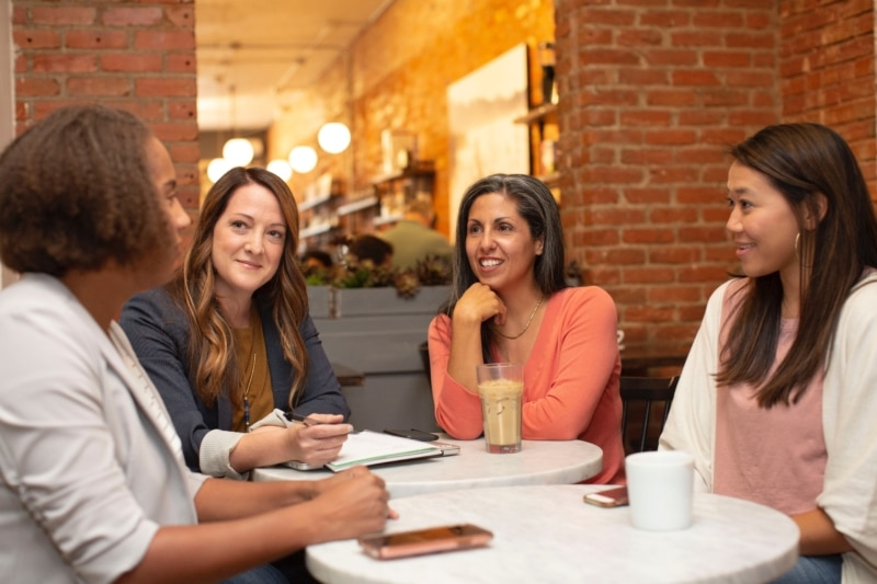 Coffee to strengthen workplace relationships