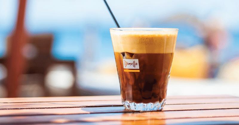 The Freddo Espresso, Greece