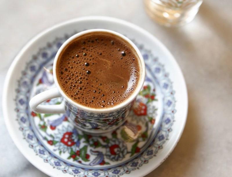 Robust Turkish Coffee, Turkey
