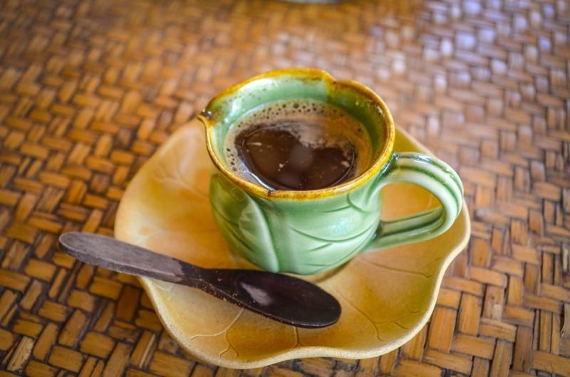 Kopi Luwak Coffee in Bali, Indonesia