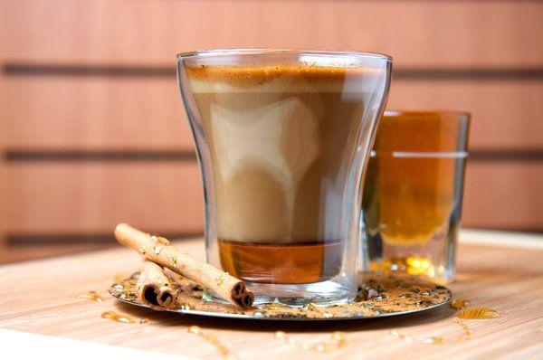 2. Café con Miel (Spanish Coffee)