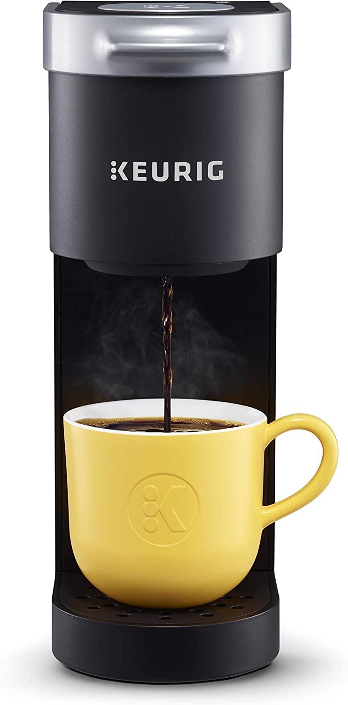 1. Keurig K-Mini Black Coffee Maker