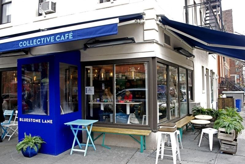 1. Bluestone Lane Coffee