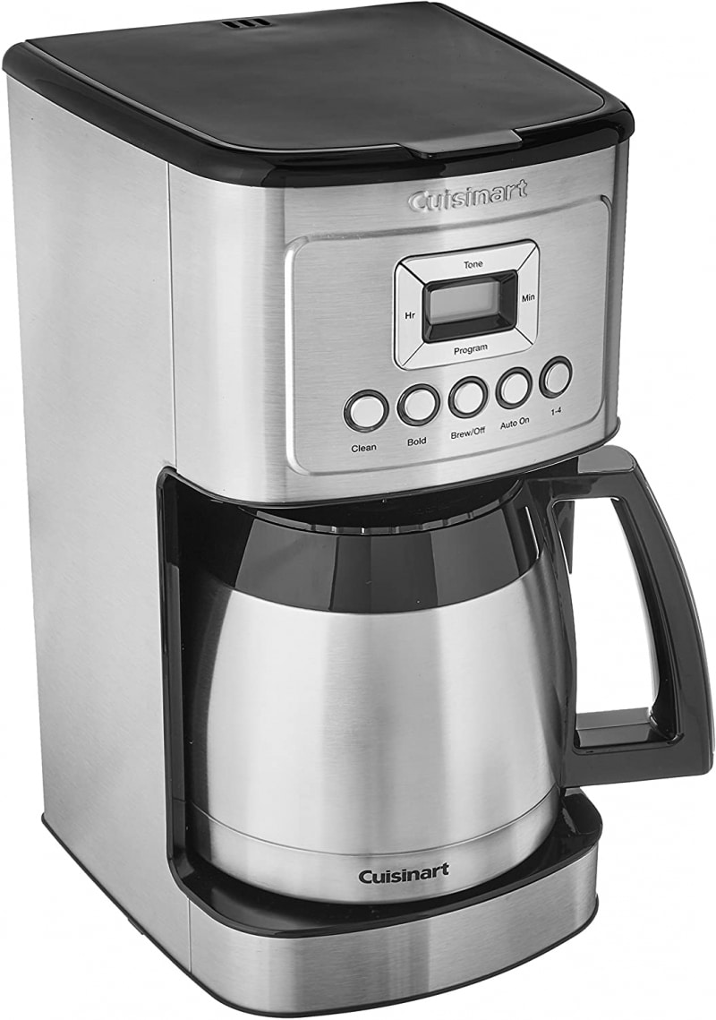 1. Cuisinart Stainless Steel Thermal Coffee Maker