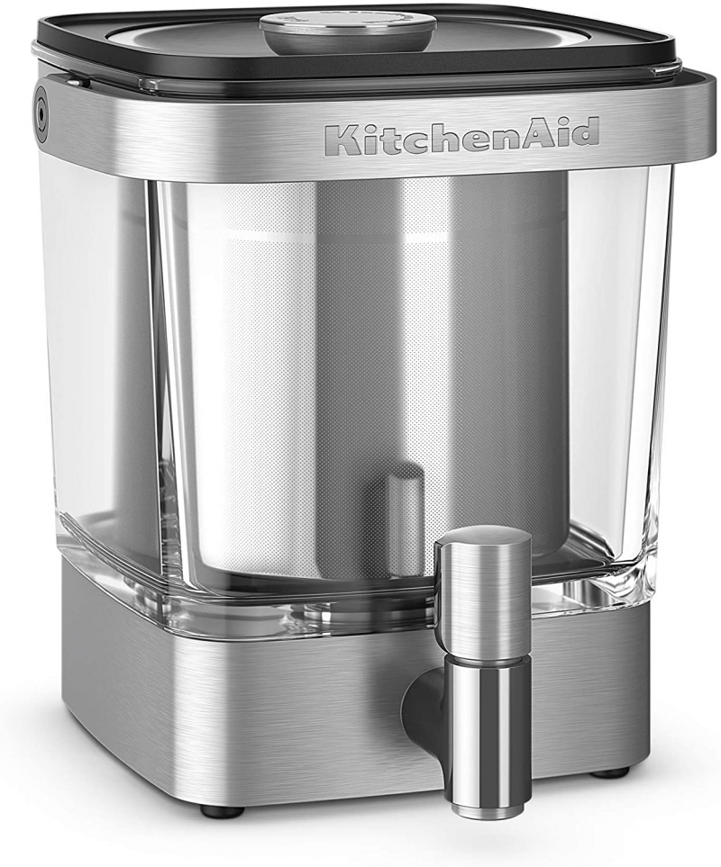 1. KitchenAid KCM5912SX Cold Brew Coffee Maker