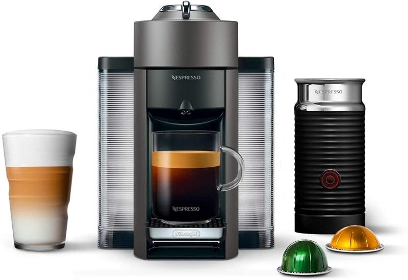 1. Nespresso VertuoLine Evoluo by De'Longhi