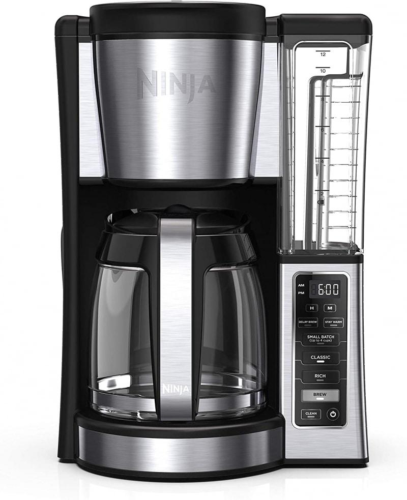 1. Ninja CE251 Programmable Coffee Maker Brewer