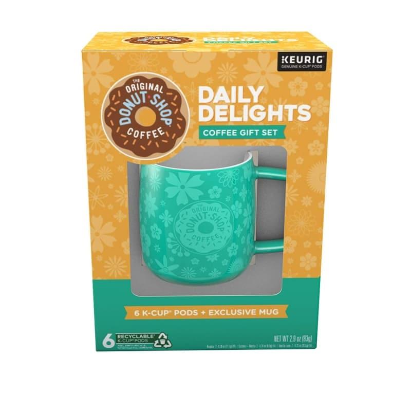 1. The Original Donut Shop Single Serve Keurig K-Cup Pods