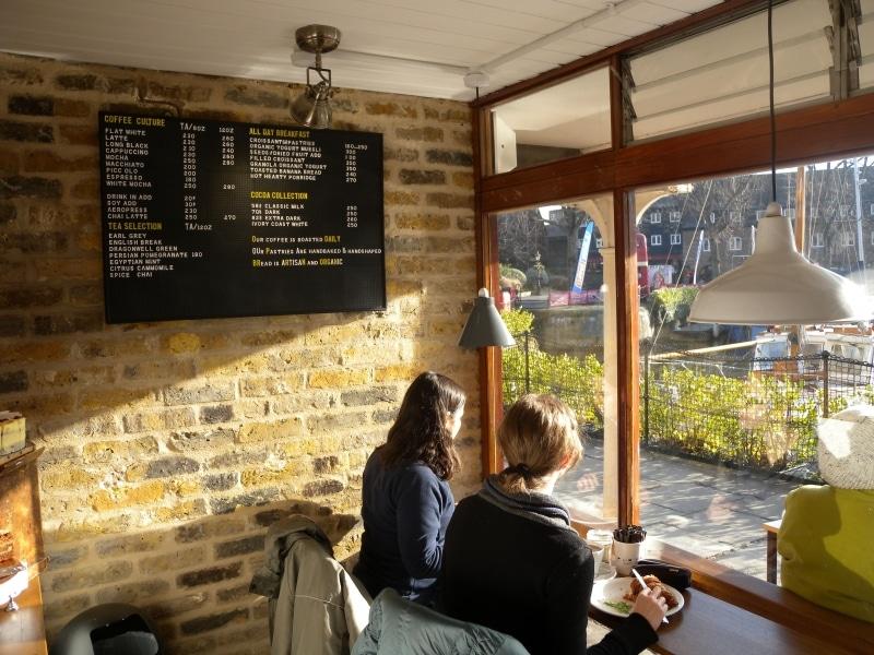 10. Boost Sunlight In Coffee Shops