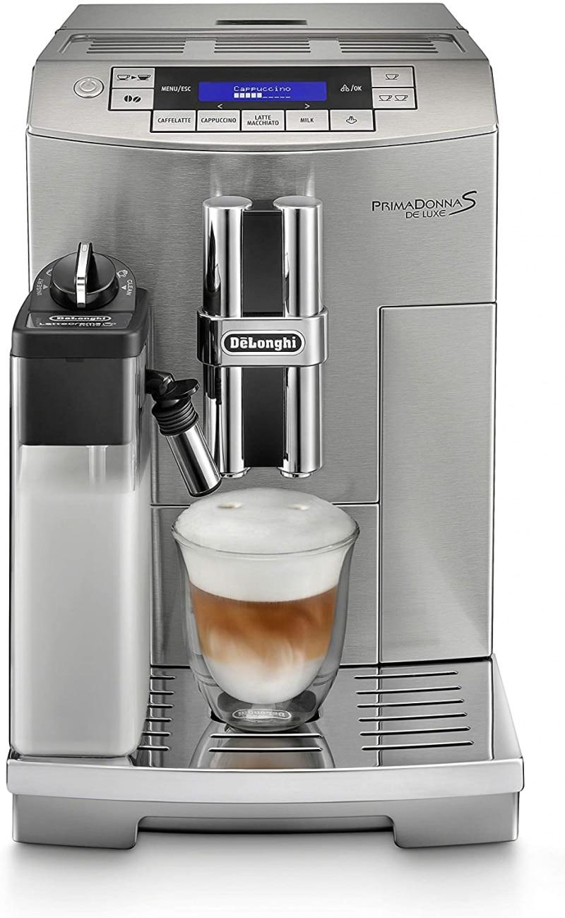 10. De'Longhi PrimaDonna Espresso Machine