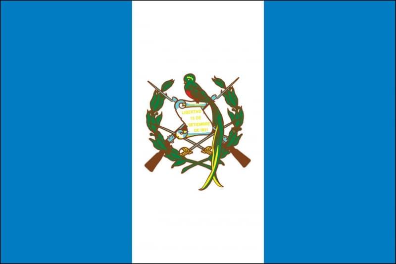 10. Guatemala