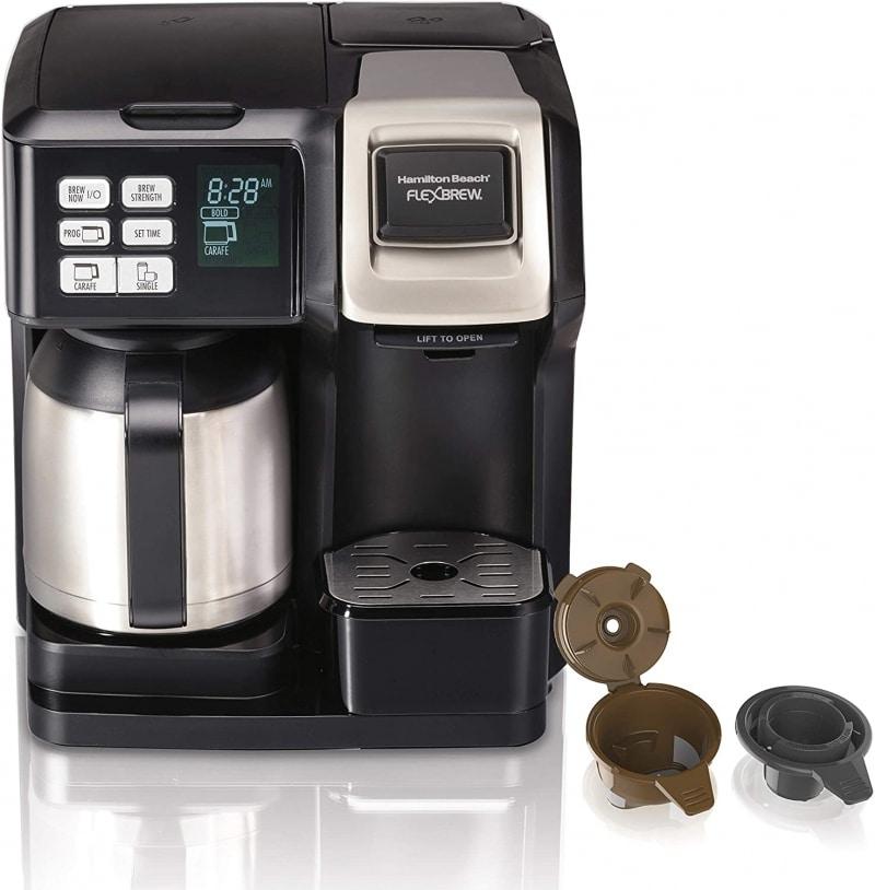 10. Hamilton Beach FlexBrew Thermal Coffee Maker
