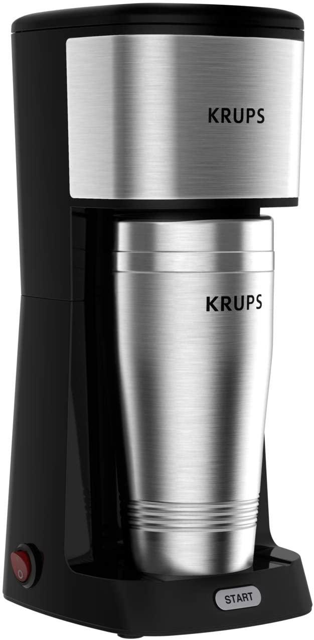 5. KRUPS KM204D50 Single-Serve Coffee Maker