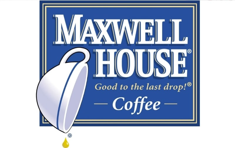 10. Maxwell House
