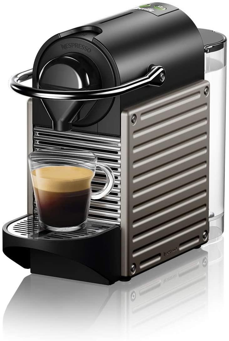 10. Nespresso Pixie by Breville- Titan