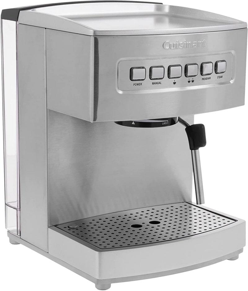 2. Cuisinart EM-200 NP1 Programmable Espresso Maker