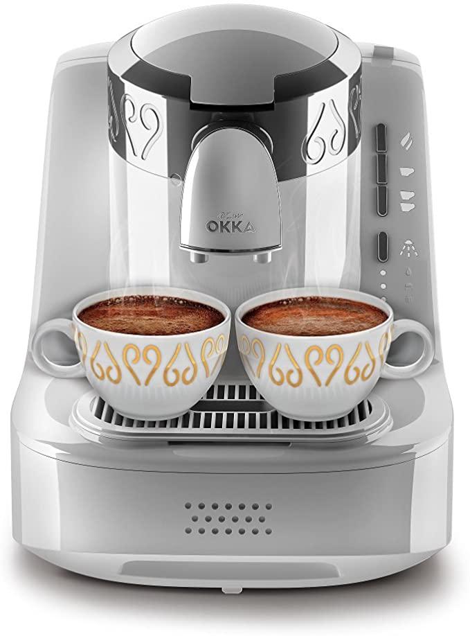 8. Arzum Okka OK002W 120V Turkish/Greek Coffee Machine