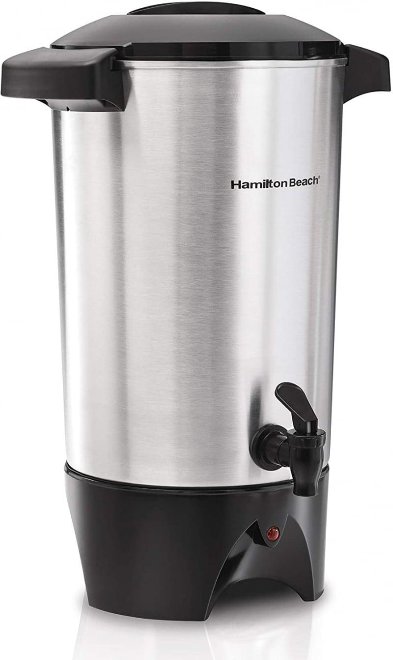 2. Hamilton Beach Coffee Urn Brews