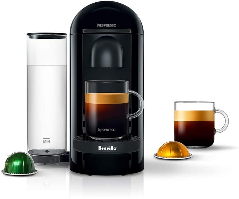 3. Breville BNV420IBL1BUC1 Nespresso VertuoPlus