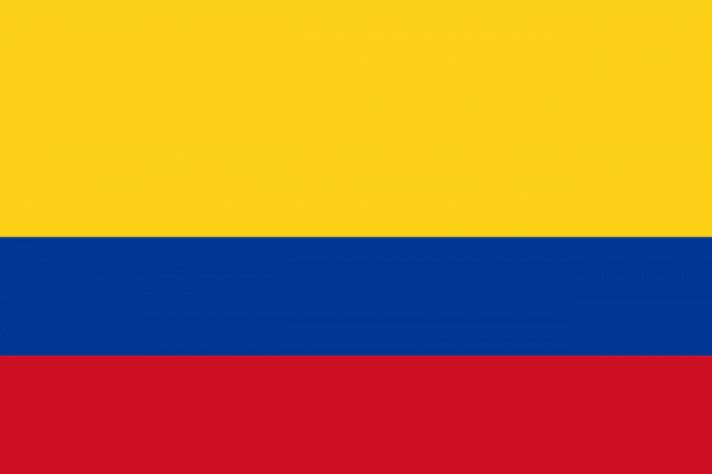 3. Colombia