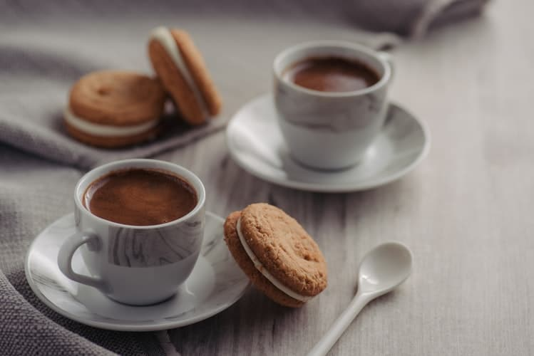 Is Turkish coffee stronger than espresso_