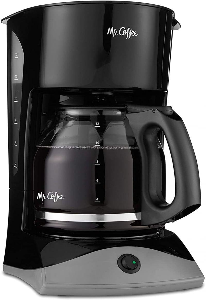 3. Mr. Coffee Drip Coffee Maker Machine