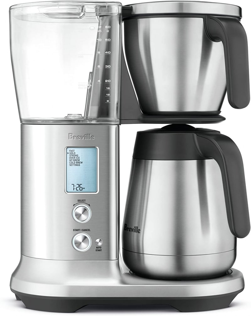 4. Breville Precision Brewer Thermal Coffee Maker