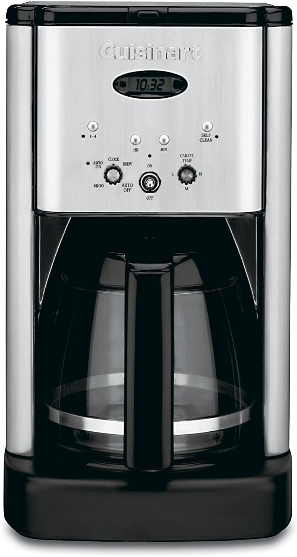 4. Cuisinart DCC-1200 Programmable Coffeemaker