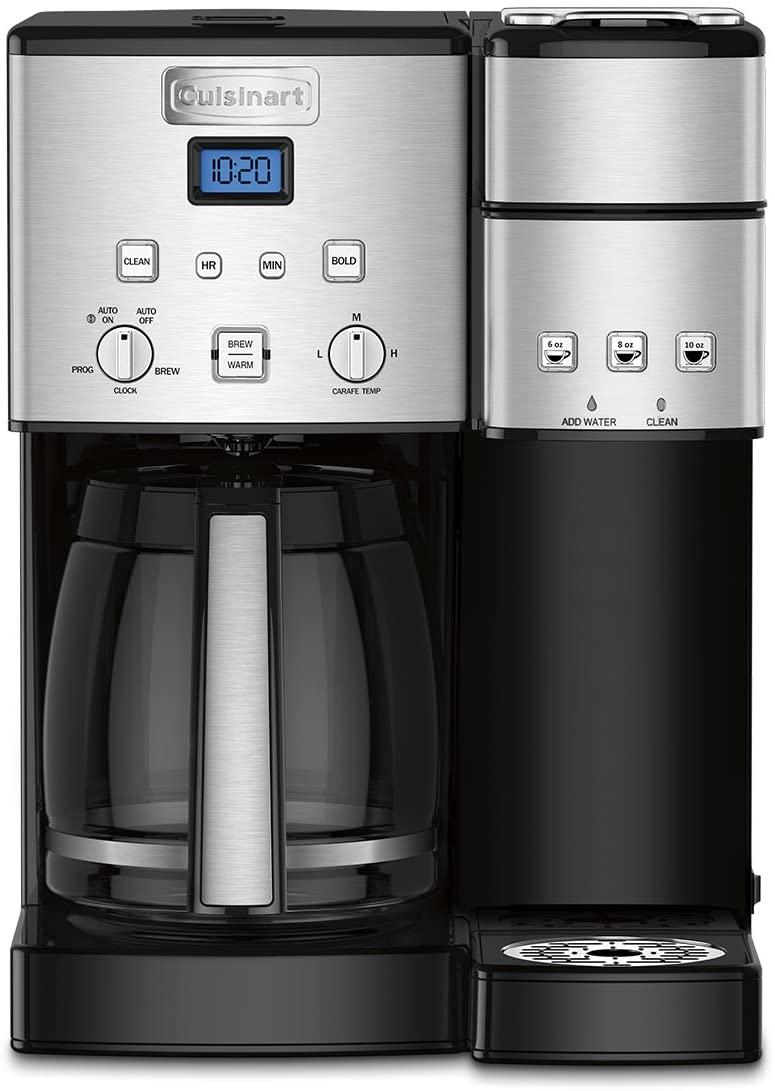 4. Cuisinart SS-15P1 Coffee Brewer